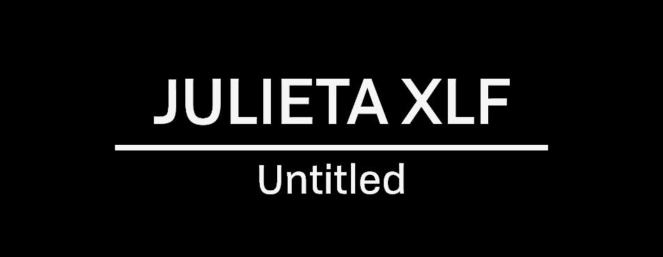 Julieta XLF - title